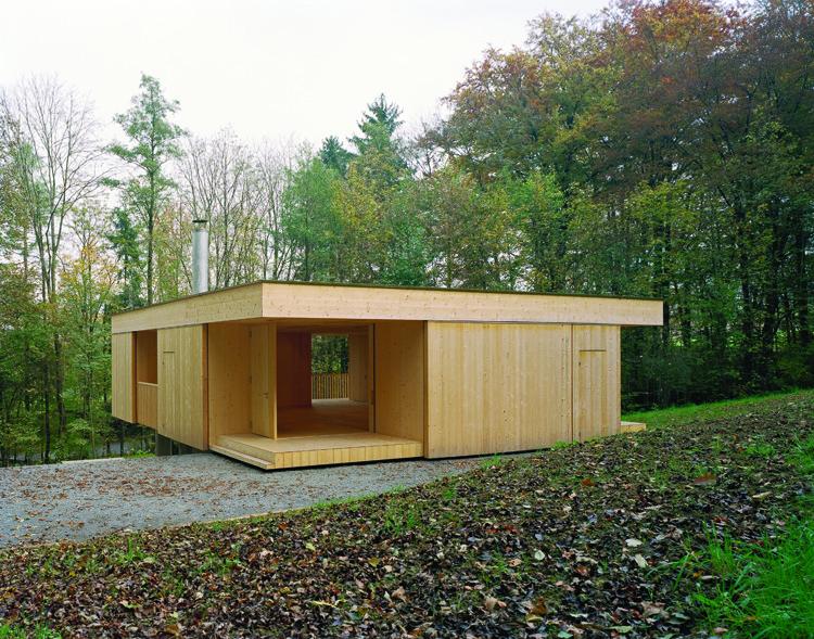 Trublerhütte / Rossetti + Wyss Architekten, © Jürg Zimmermann