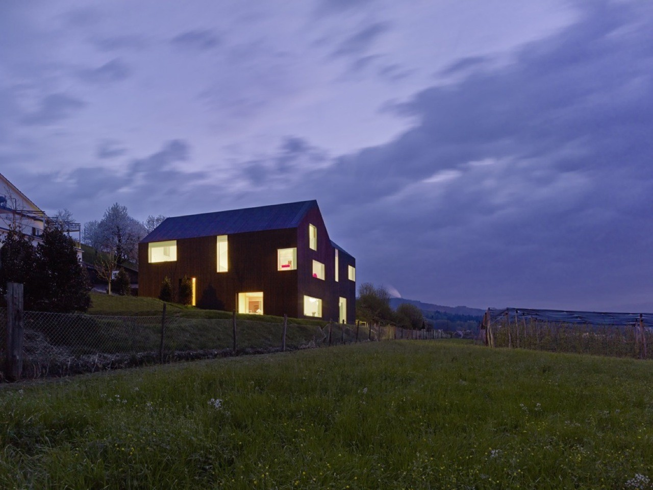 galer a de gottshalden rossetti wyss architekten 6. Black Bedroom Furniture Sets. Home Design Ideas