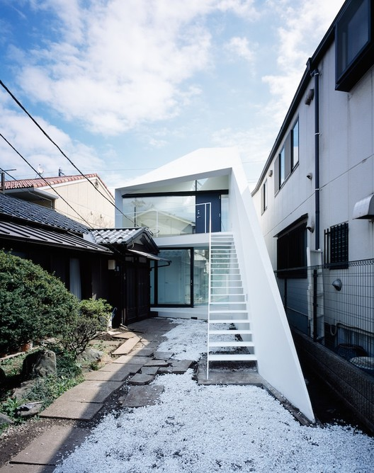 Arrow / APOLLO Architects & Associates, © Masao Nishikawa