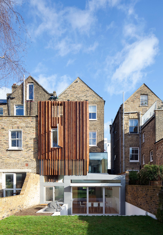 Power House / Paul Archer Design, © Andy Stagg