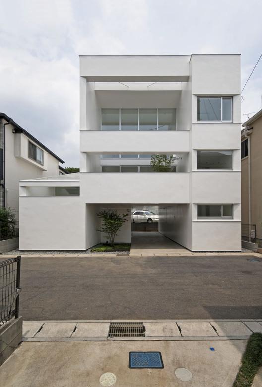 House in Iwase / Koichiro Horiuchi, © Jin Hosoya