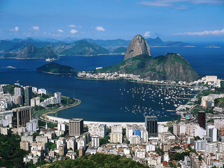 Rio comemora um ano como Patrimônio Mundial da Humanidade, Cortesia de daliteratura.wordpress
