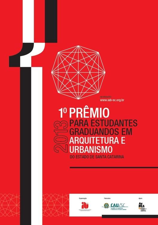 IAB-SC organiza prêmio para estudantes de arquitetura e urbanismo de Santa Catarina, Cortesia de IAB