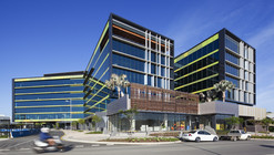Energex Headquarters / Cox Rayner Architects + BVN Donovan Hill