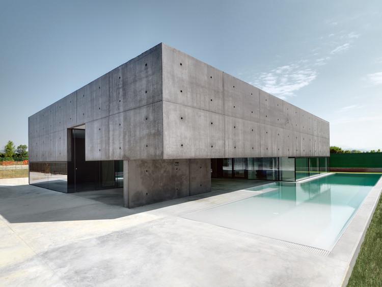 Residência Urgnano  / Matteo Casari Architetti, © Andrea Martiradonna