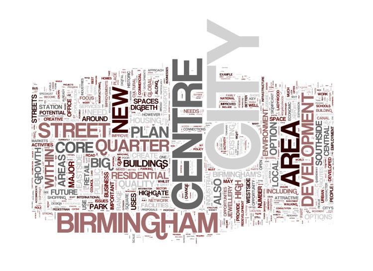 Como Fazer Cidades: Grande Birmingham