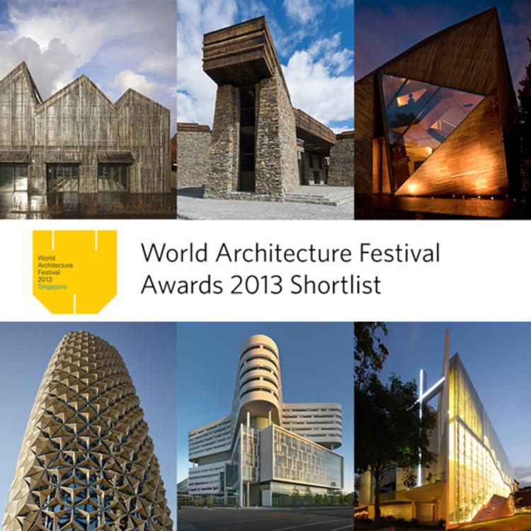 Se anuncian los postulantes para el World Architecture Festival Awards 2013