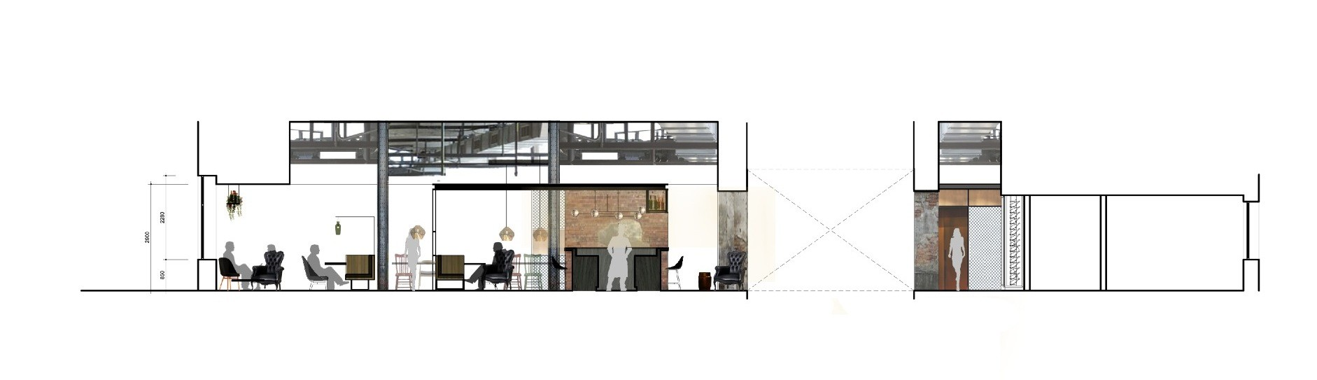 Gallery Of Mercato Neri Amp Hu Design And Research Office 10