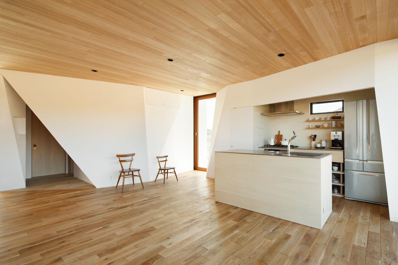 Galeria de casa kiritoushi sugawaradaisuke 3 - Casas de madera balcan house ...