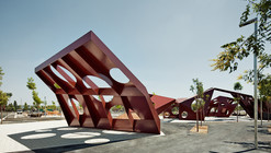 Multifunctional Structure in Saló Central Area / Batlle i Roig Arquitectes