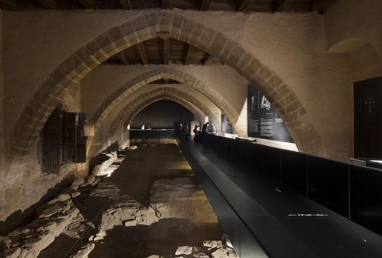 Occidens Museum / Vaillo + Irigaray, © Ruben Perez Bescos