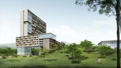 Proposta Vencedora para o Plano Diretor da Universidade Chinesa de Hong Kong (Shenzhen Campus) / Rocco Design Architects