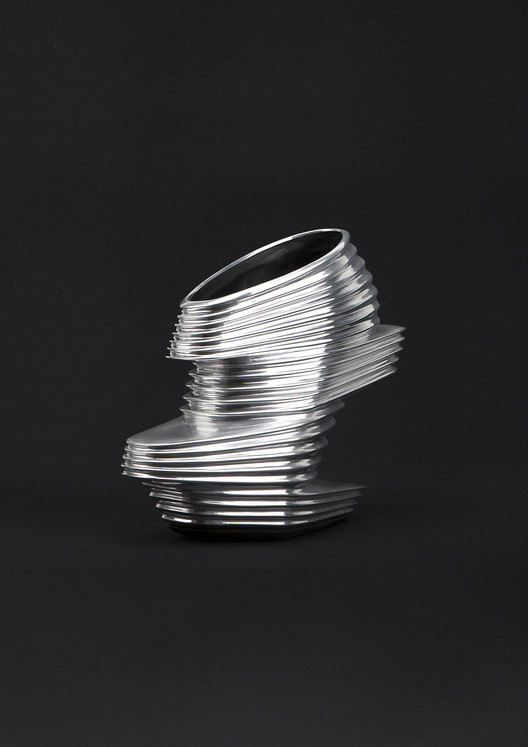 Zaha Hadid and United Nude Unveil the nOVa Shoe, © United Nude