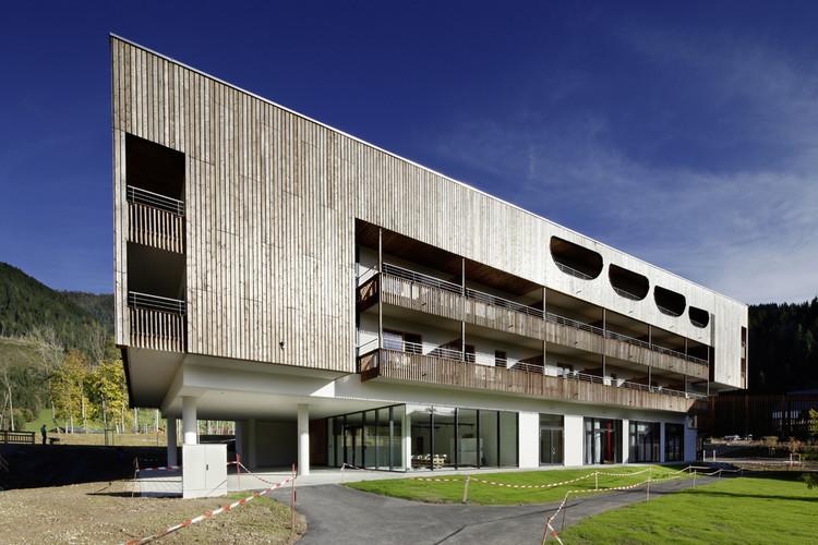 Hotel Bergresort en Werfenweng / ArchitekturConsult, © Helmut Lackner