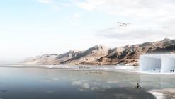 'Cristal – The Dead Sea Gem' Winning Proposal / Sitbon Architectes