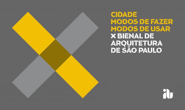 Lista selecionados na chamada aberta da X Bienal de Arquitetura de São Paulo