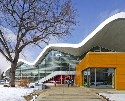 Jasper Place Branch Library / HCMA/Dub Architects