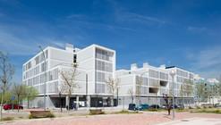 163 Viviendas VPPA en Vallecas / Olalquiaga Arquitectos