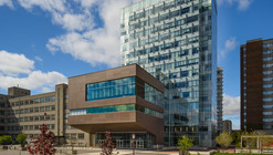 University of Ottawa / KWC Architects + Diamond Schmitt Architects