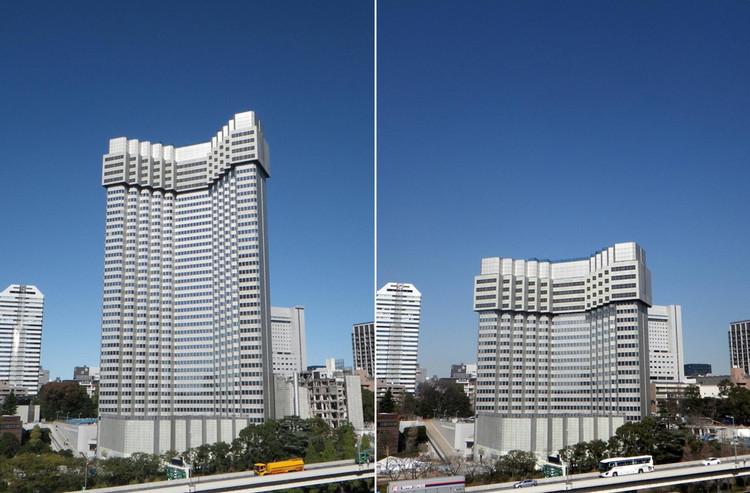 """Japão desenvolve """"demolição invisível"""" para antigos arranha-céus, Cortesia de catracalivre.com.br"""