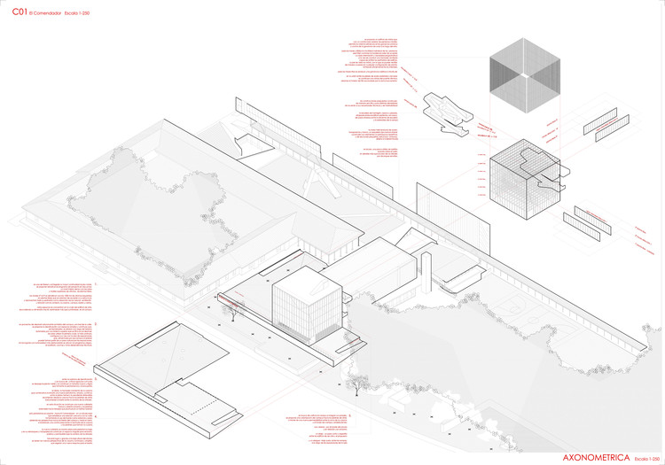 Ganadores concurso edificio docente y de investigaci n for Concurso docentes exterior