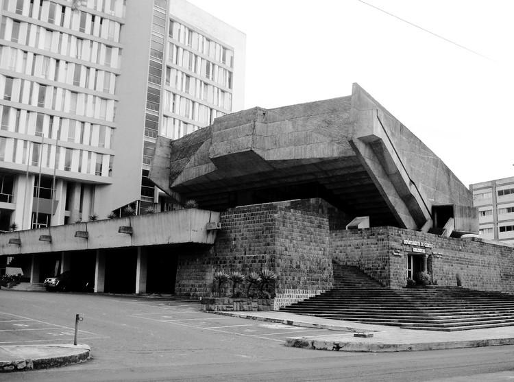 Clásicos de Arquitectura: Teatro Politécnico  / Oswaldo de la Torre, © David Sánchez