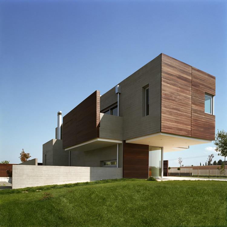 Residência em Larissa / Potiropoulos D+L Architects, © Charalambos Loizides