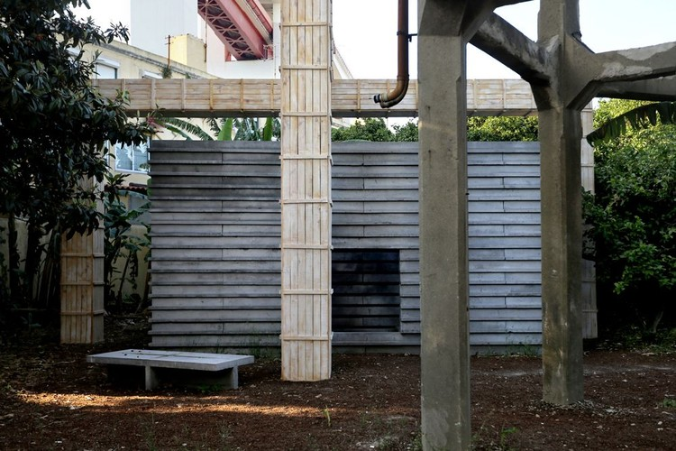 Crux Pavilion / Pezo von Ellrichshausen Arquitectos, © Diana Quintela