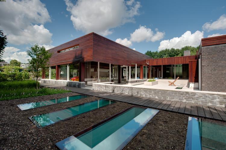 Van Buchem House / Siebold Nijenhuis Architect, © Menno Emmink