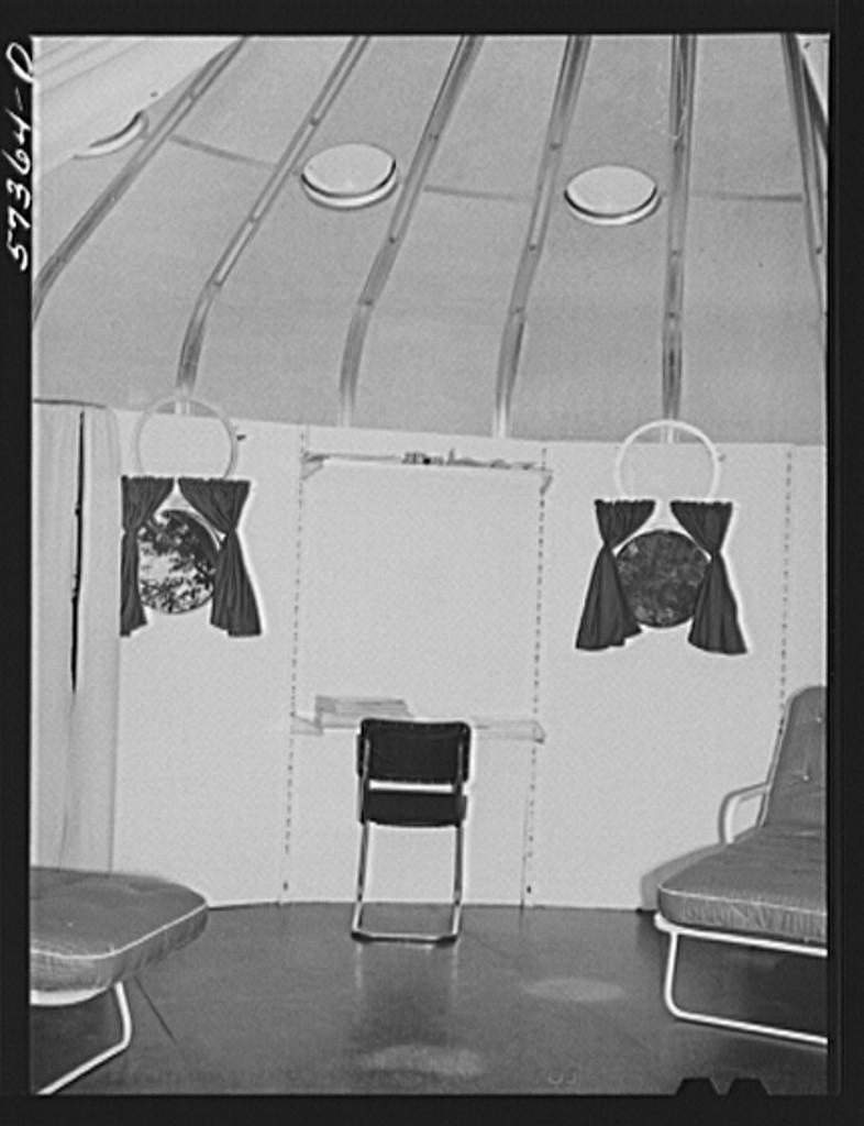 Galer 237 A De Cl 225 Sicos De Arquitectura La Casa Dymaxion