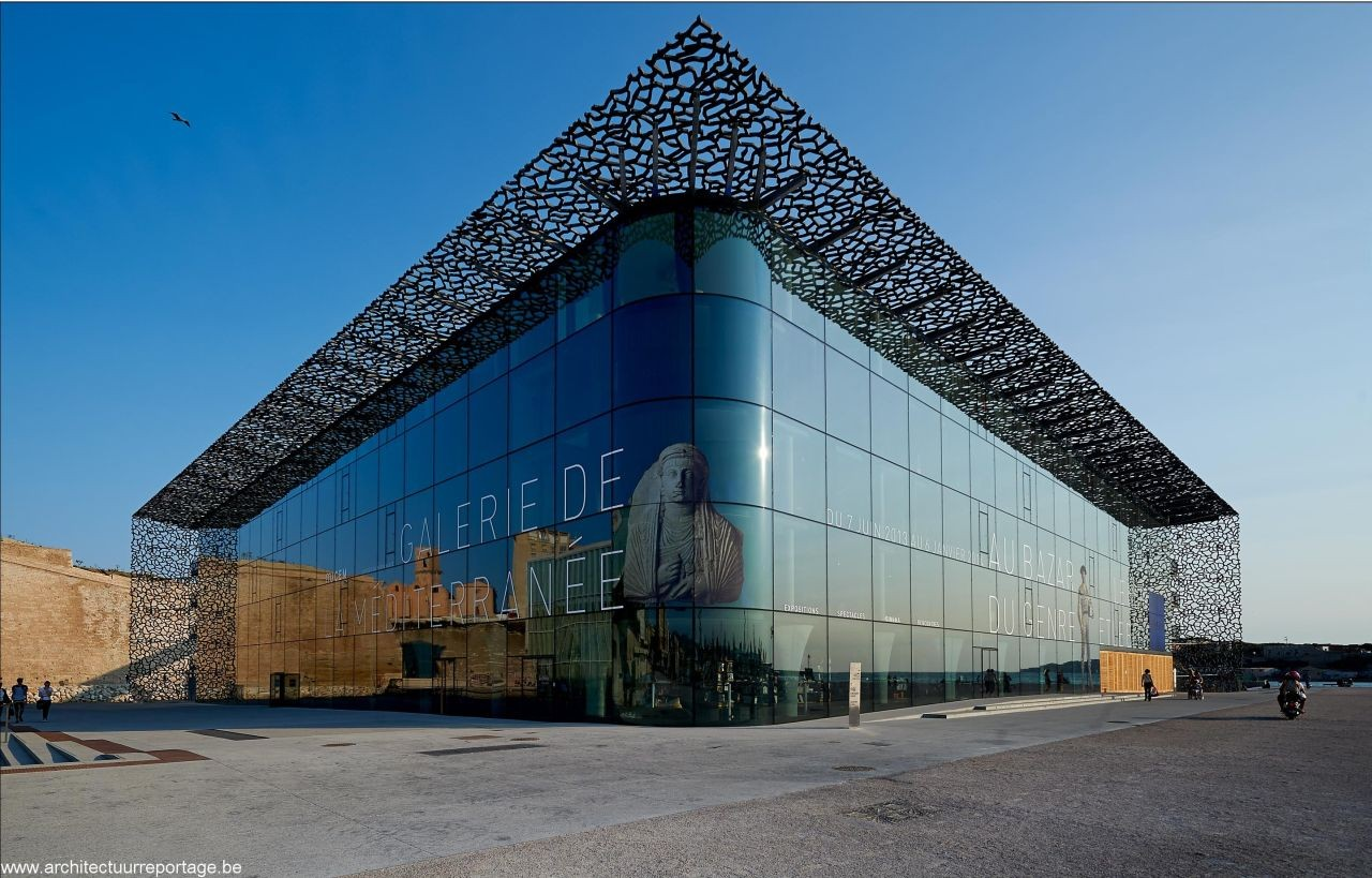 Mucem rudy ricciotti archdaily for Architecture et art