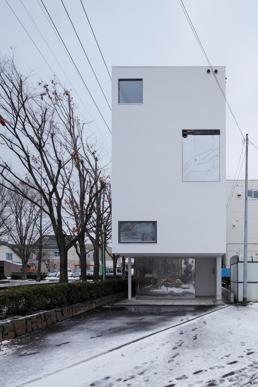 Architect: White Collage / Keikichi Yamauchi Architect And Associates