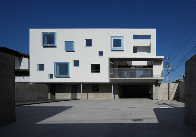 White Colony / Keikichi Yamauchi Architect and Associates, © Koji Sakai