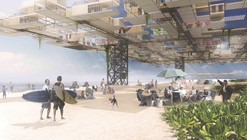 'Yona on the Beach': MOMA PS1 Rockaway Call for Ideas Winning Proposal / Stephen Yablon Architect