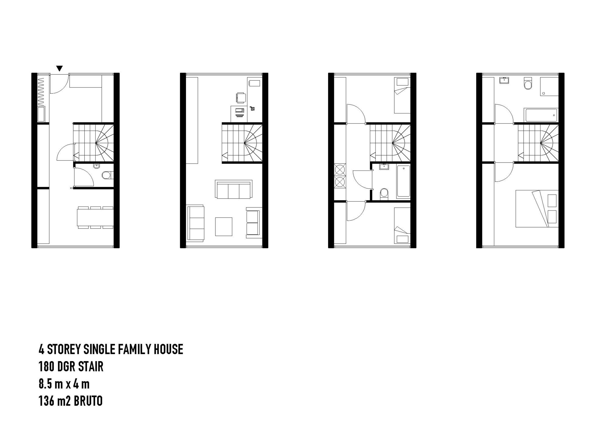 Urban Hybrid Housing Winning Proposal,floor Plans 06