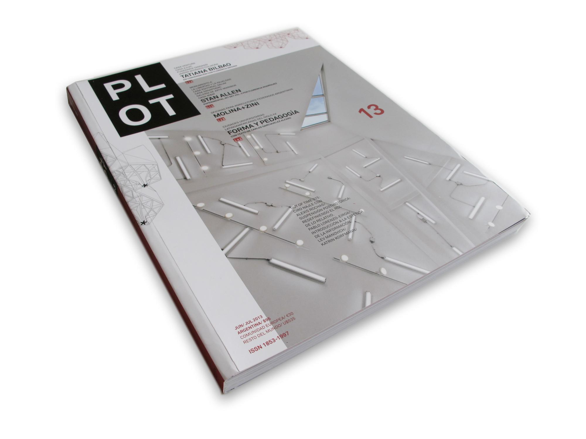 Revista PLOT #13