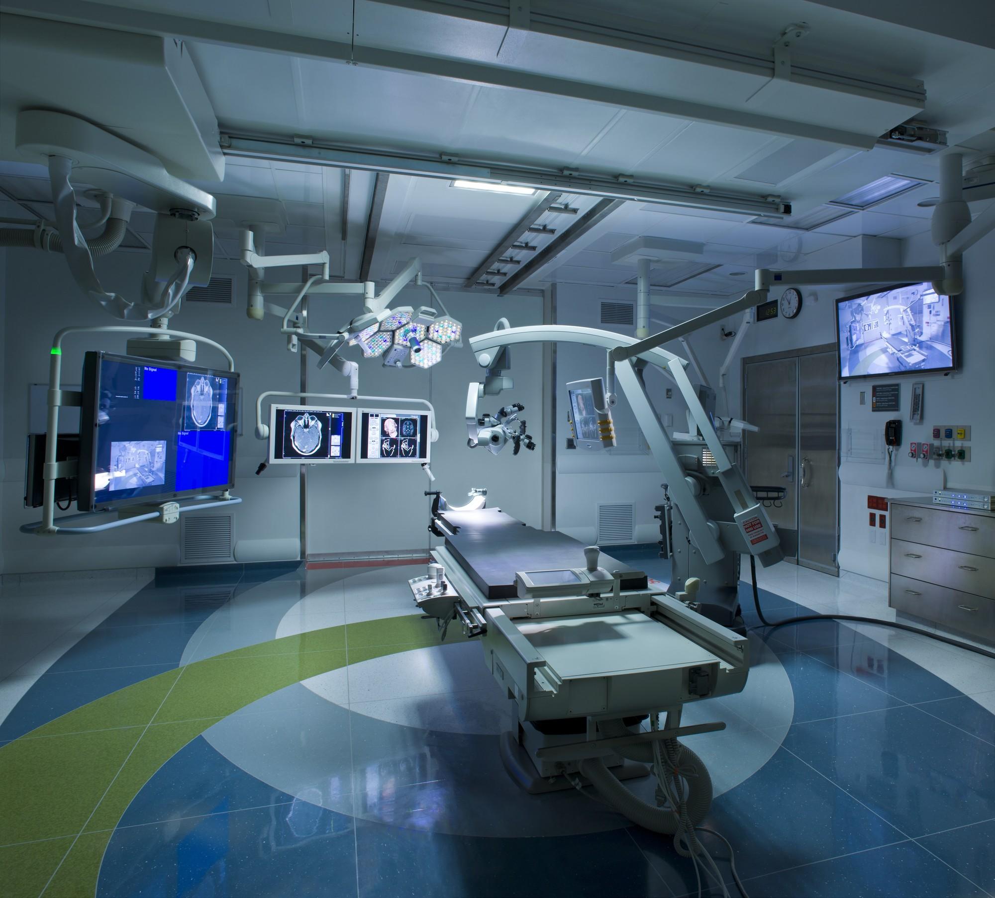 Brigham And Womens Hospital Advanced Multimodality Image Guided Operating Room AMIGO Boston
