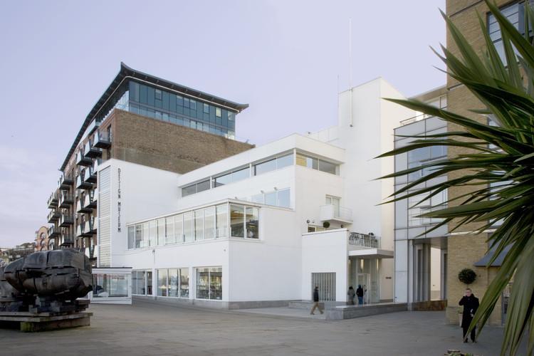 Zaha Hadid compra o Design Museum em Londres, Design Museum © Luke Hayes