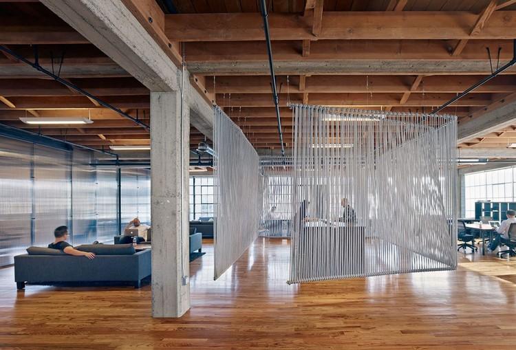 Heavybit Industries / IwamotoScott Architecture, © Bruce Damonte