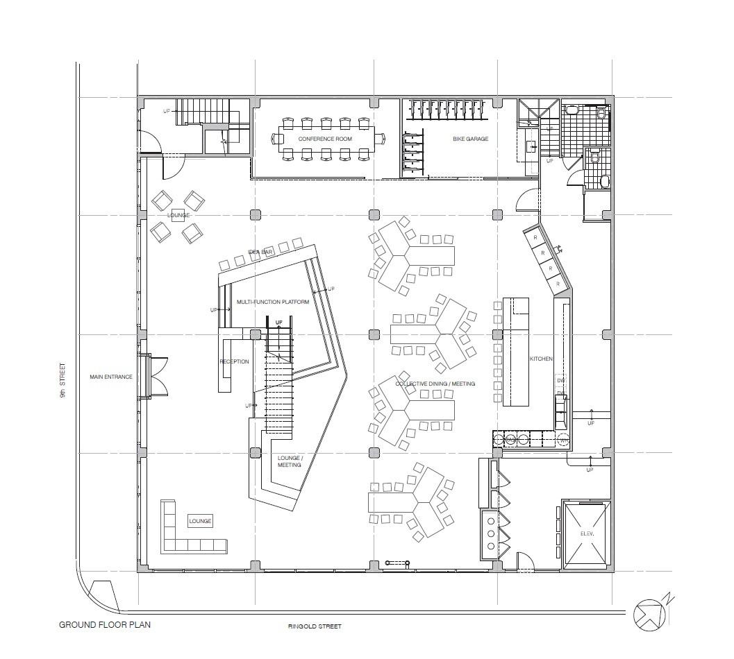 Gallery of Heavybit Industries / IwamotoScott Architecture