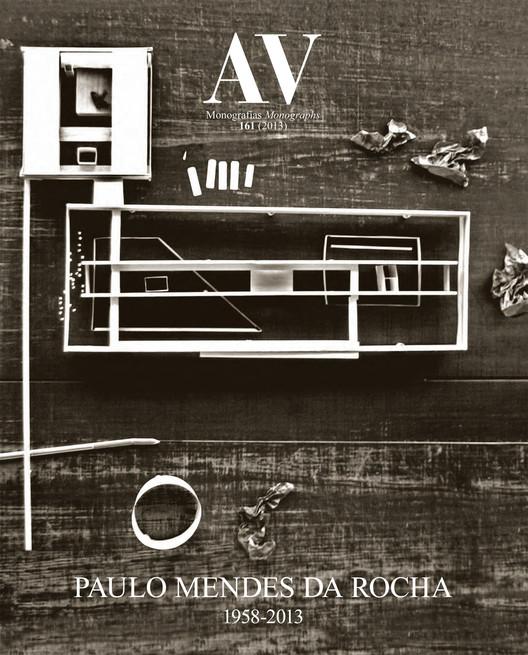 Arquitectura Viva publica edição dedicada a Paulo Mendes da Rocha