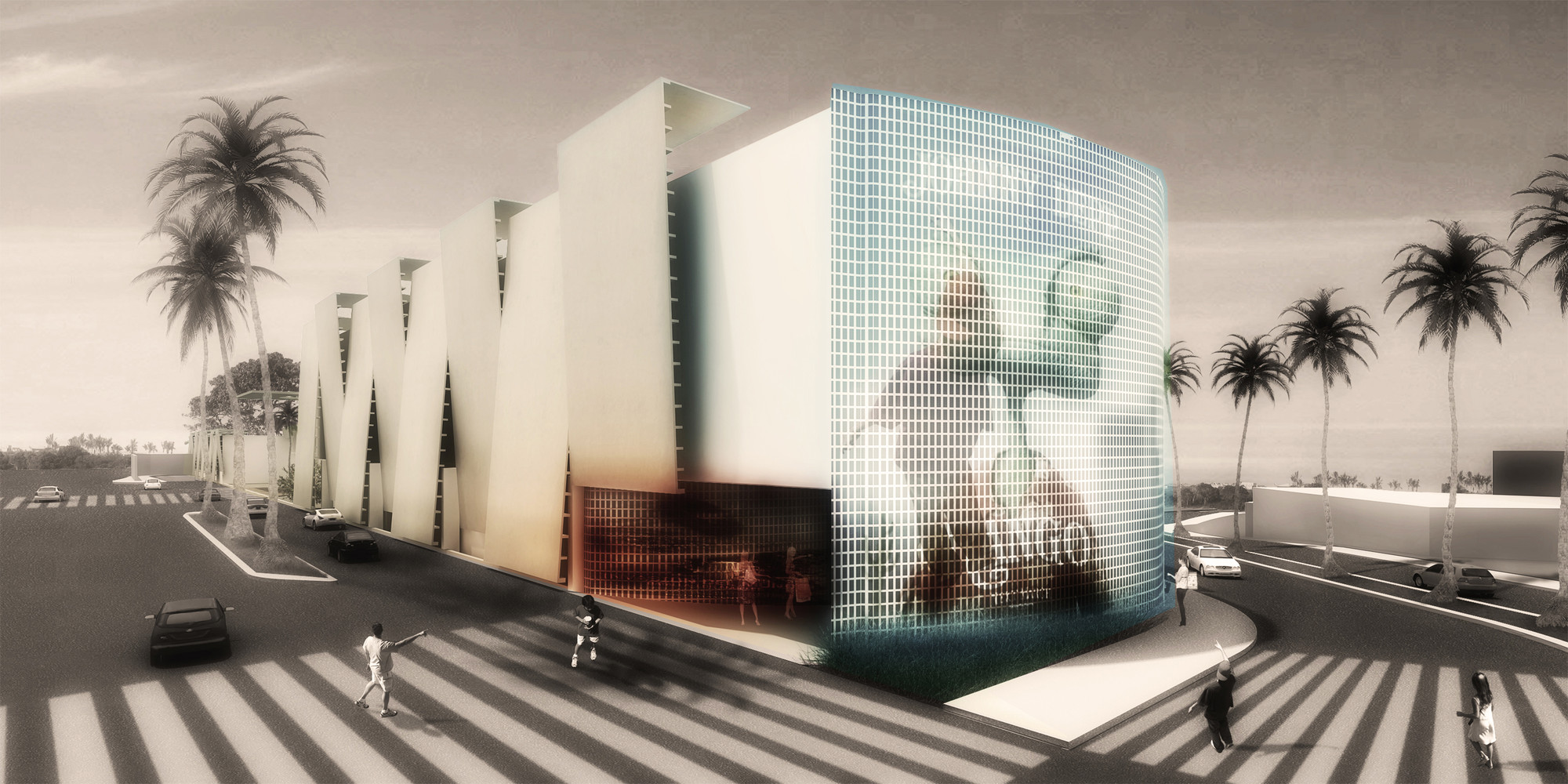 Latitud 19 arqmov workshop archdaily m xico for On arquitectura