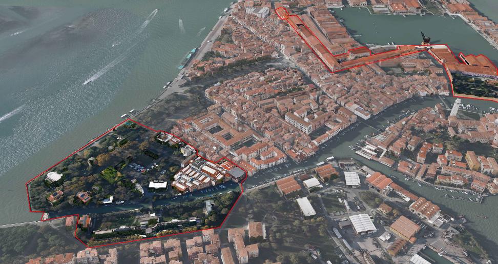 Concurso de Ideas para el Pabellón de Chile en la 14va Bienal de Arquitectura de Venecia 2014, Courtesy of Consejo Nacional de la Cultura y las Artes