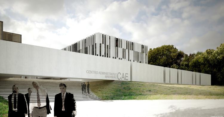 Resultado do Concurso para o Novo Centro Administrativo do Maranhão, Primeiro Lugar - Arthur de Mattos Casas