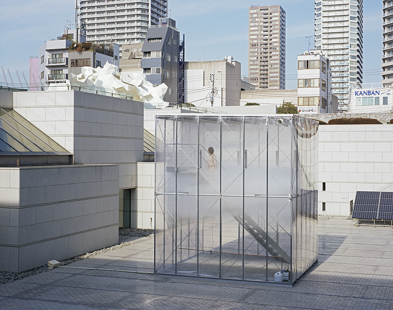 Gallery of cloudscapes at mot tetsuo kondo architects for Mot architecture