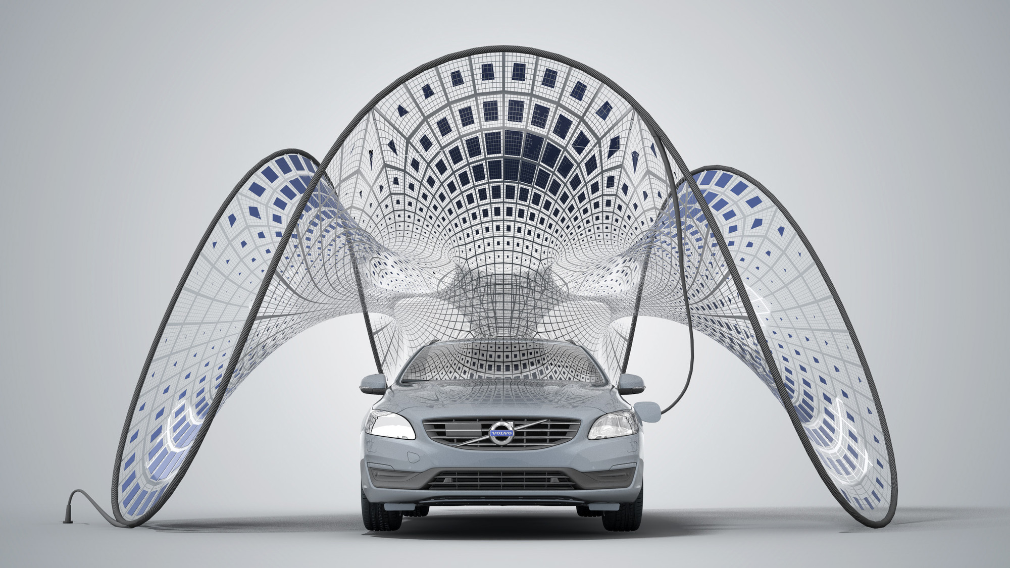 Synthesis Design + Architecture Wins Competition to Design Pavilion for Volvo, Courtesy of Synthesis Design + Architecture