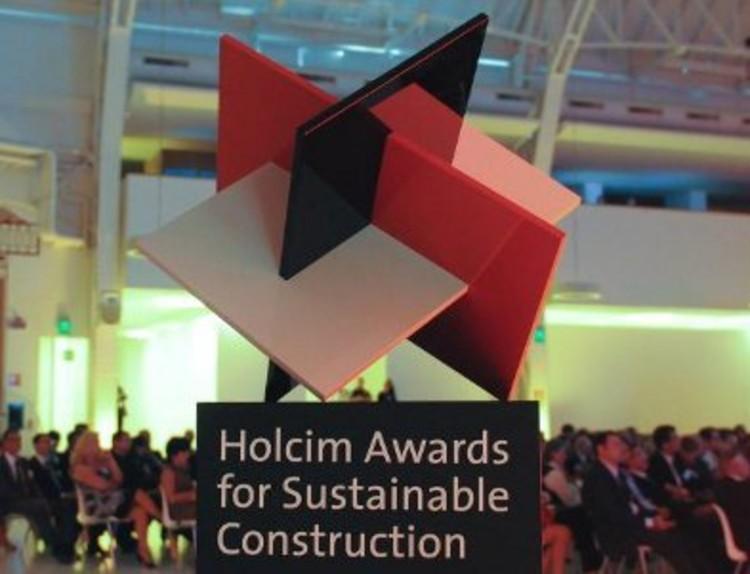 4ª edição do Holcim Awards: 2013 / concurso por uma construção sustentável