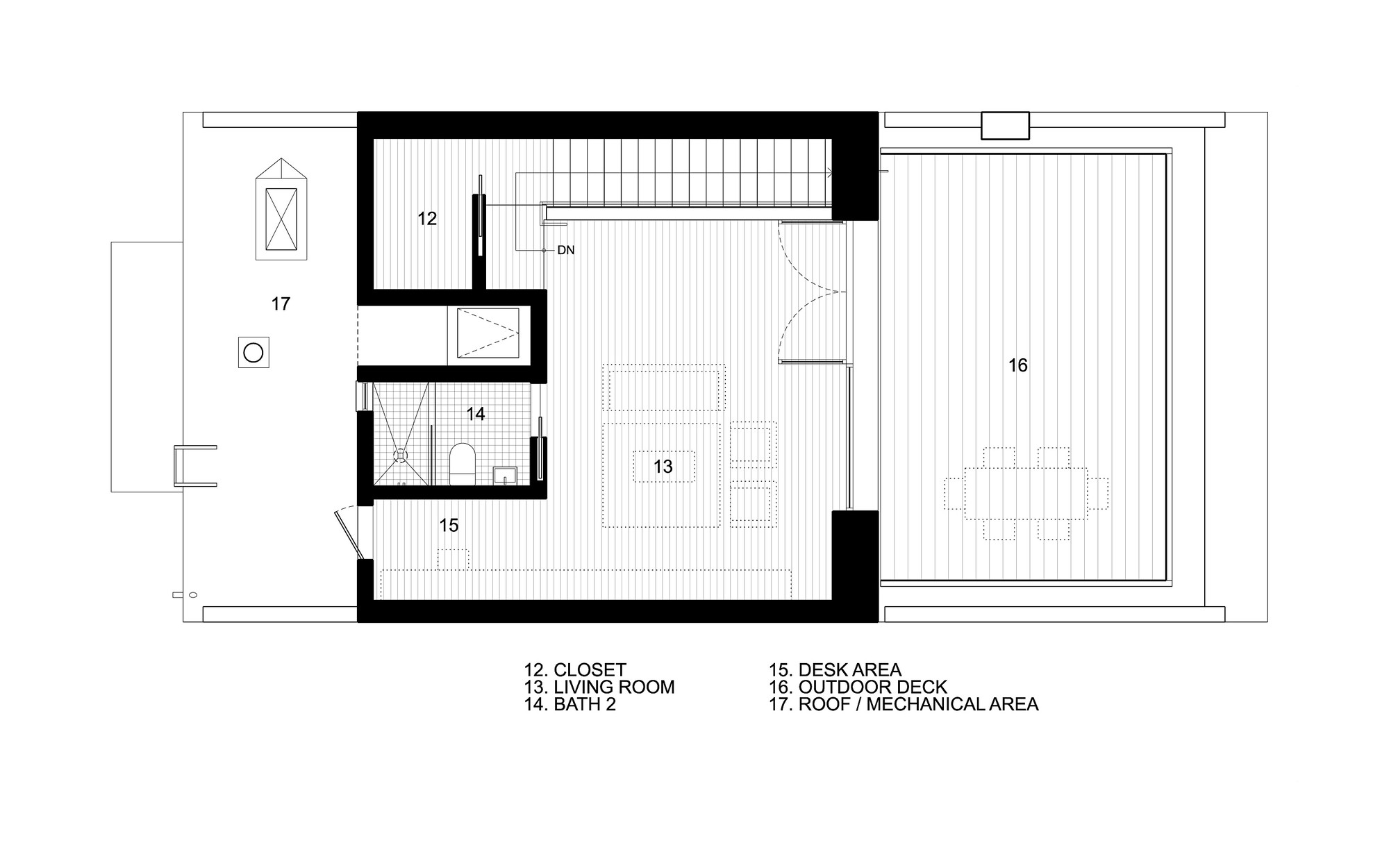 100 Up Down Duplex Floor Plans Double Storey 4