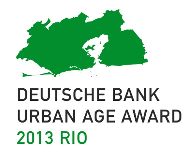 Inscrições prorrogadas para o Deutsche Bank Urban Age Award – Rio de Janeiro