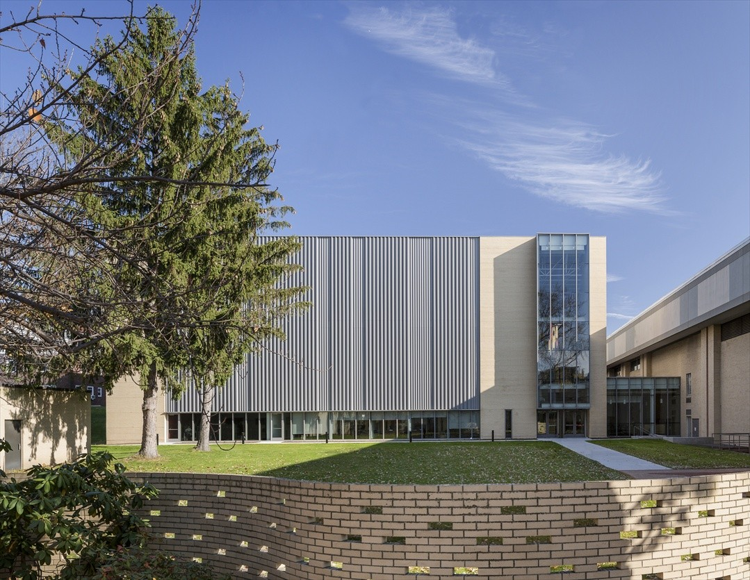 King's College / Spillman Farmer Architects, © Paul Warchol